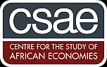 CSAE Logo Centre for the Study of African Economies