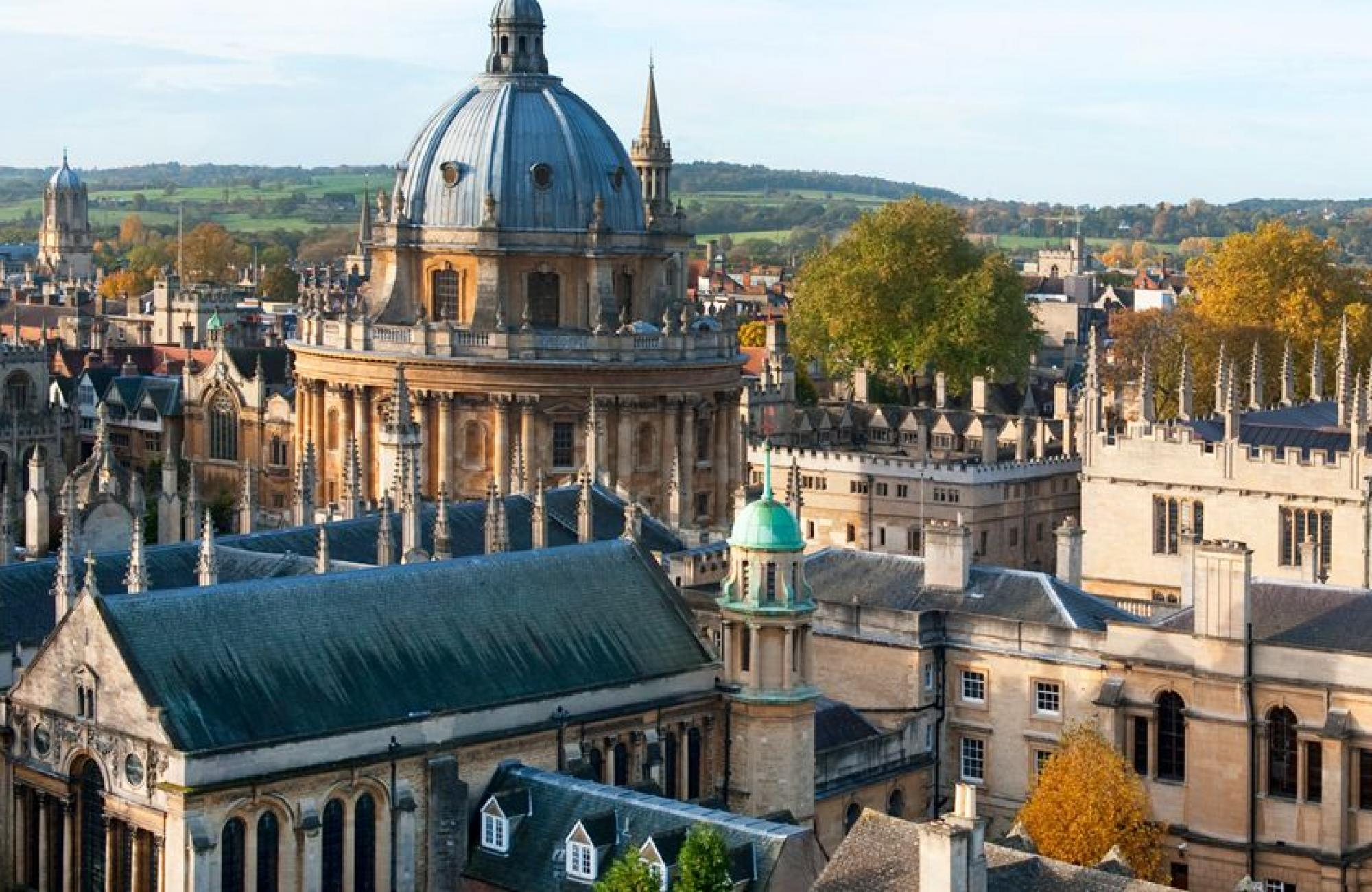 Mind & Behaviour Research Group is housed at the University of Oxford